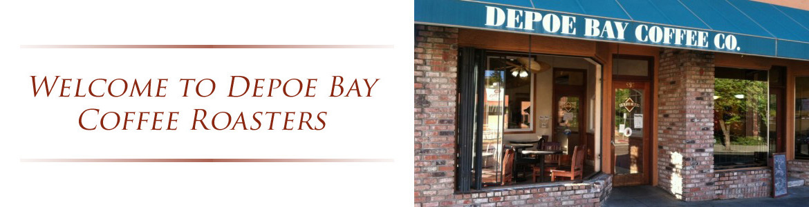 Depoe Bay Coffee Store